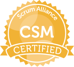 Certified Scrum Master CSM Training & Certification