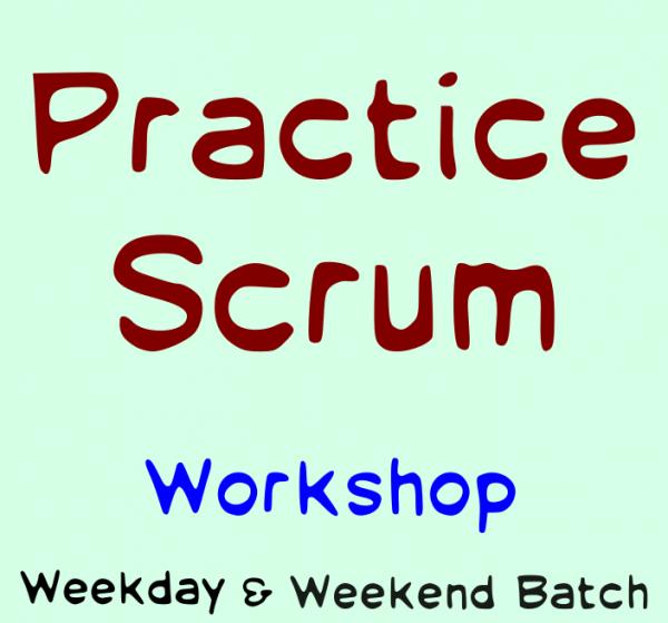 Practice Scrum