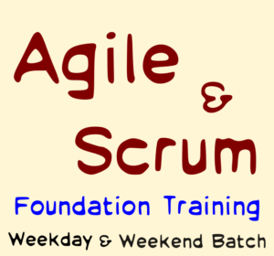 Agile & Scrum Foundation Training