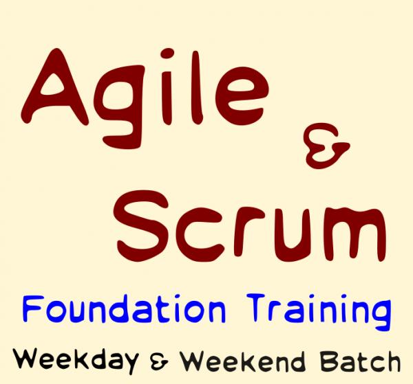 Agile & Scrum Foundation Training