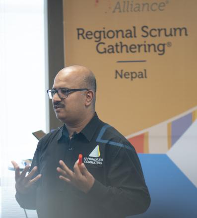 Naveen Nanjundappa 12 Principles Consulting