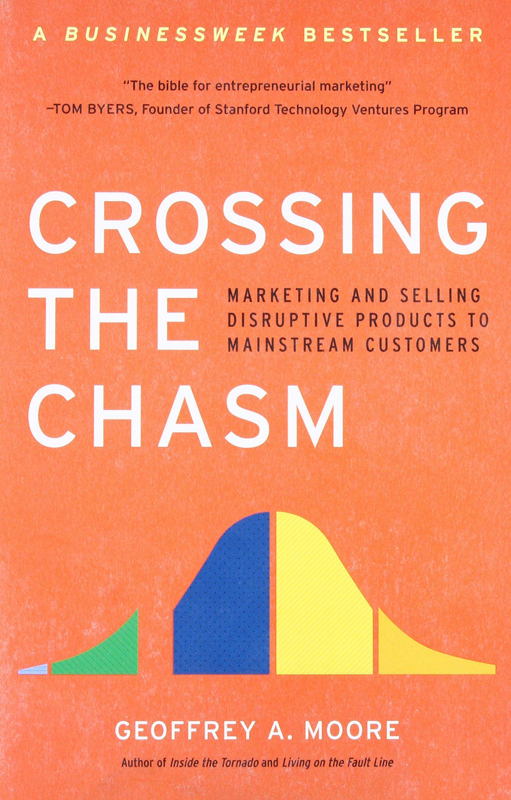Crossing the Chasm: Marketing and Selling High-Tech Products to Mainstream Customers by Geoffrey A. Moore